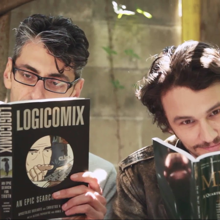 Philosophy Time w James Franco and Eliot Michaelson